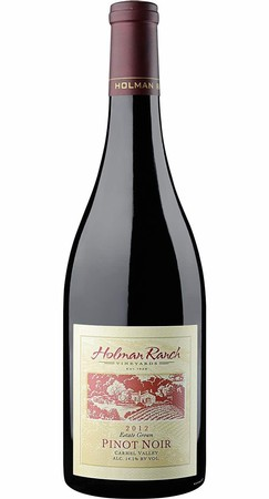 2012 Estate Pinot Noir