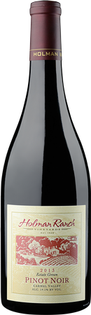 2013 Estate Pinot Noir