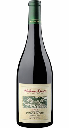 2012 Hunter's Cuvee Pinot Noir